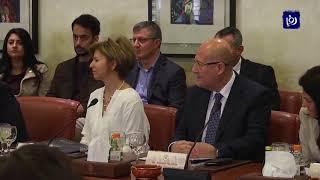 دعوة الأردن للتركيز على الفئات الأقل حظا والمرأة واللاجئين في تحقيق الاشتمال المالي (12-2-2019)