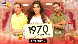 1970 A Love St๐ry   Eid Special Day 2   Urwa Hocane   Asim Azhar 