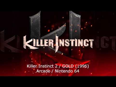 Killer Instinct Themes (1994 - 1996 - 2013)