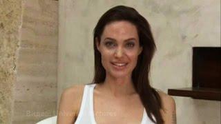 Видео: Анджелина Джоли заболела ветрянкой (новости) http://9kommentariev.ru/