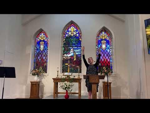 August 30th 2020 - Church Service