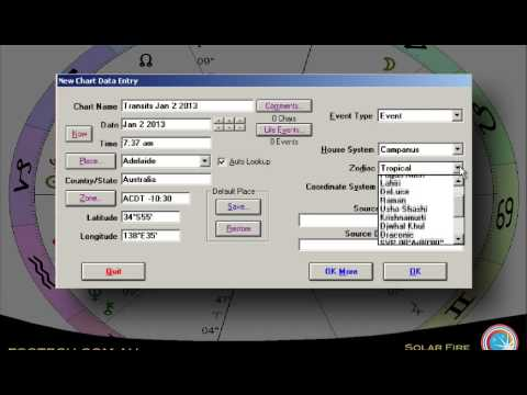 Solar fire astrology software, free download for mac 10 6 8