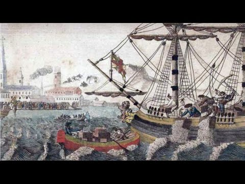 Today in History: Port of Boston Act becomes law (1774)