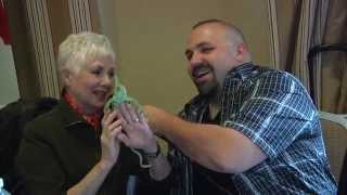 Shirley Jones interview with Machete Media at Chiller Theatre Expo