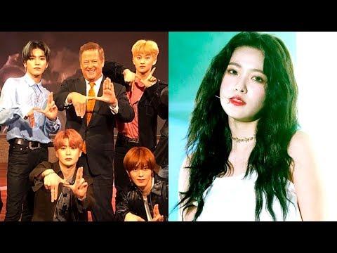 NCT is Fed Up Yeri's Dark Change New JYP Boy Group