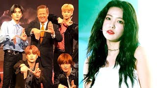 NCT is Fed Up, Yeri's Dark Change, New JYP Boy Group