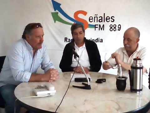 EN SALINAS TV los vecinos dela Comisión de Seguridad del Balneario Salinas