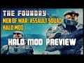 Halo Mod Preview - Men of War: Assault Squad