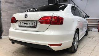 45000 рублей на автозвук в VW Jetta. Бесплатная установка музыки