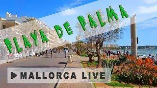 Super Wetter auf Mallorca!!! Urlaub im April in Playa de Palma Balnearios 3