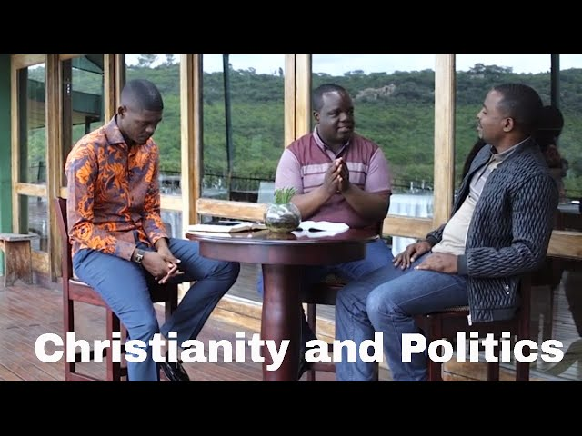 LIFE IN THE WORD EP5 - Christianity and Politics