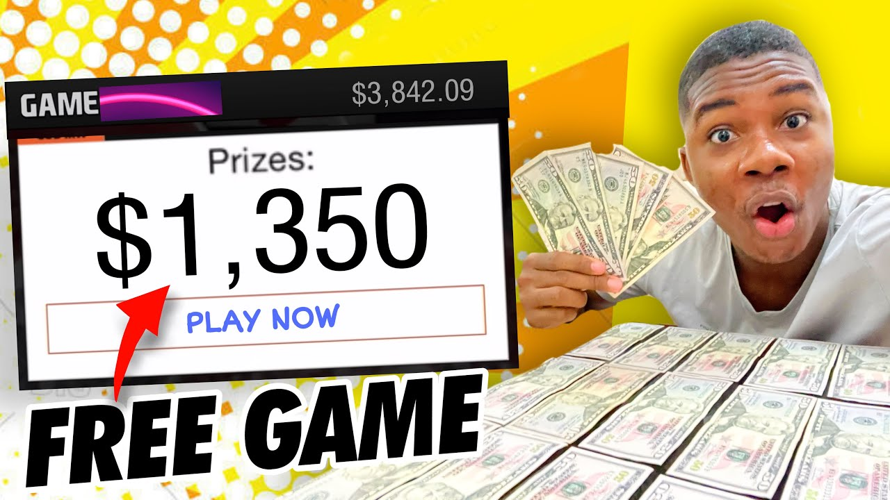 FREE Game Pays $100+ REAL Money INSTANTLY! *Worldwide* (Paypal Free Money)