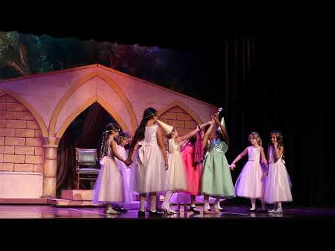 Briar Rose - Rosarian Academy Presents Sleeping Beauty KIDS