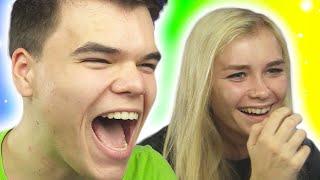 AGAR.IO WITH GIRLFRIEND! (Agar.IO Funny Moments)