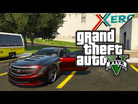 "GTA 5: ""Albany Alpha"" Buying & Car Customization Guide (GTA V)"