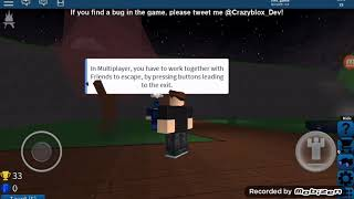 Roblox flood escape UGHHHH lose by TGN MC light fast