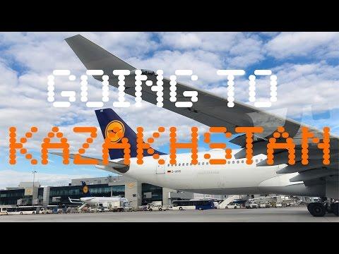 GOING TO KAZAKHSTAN