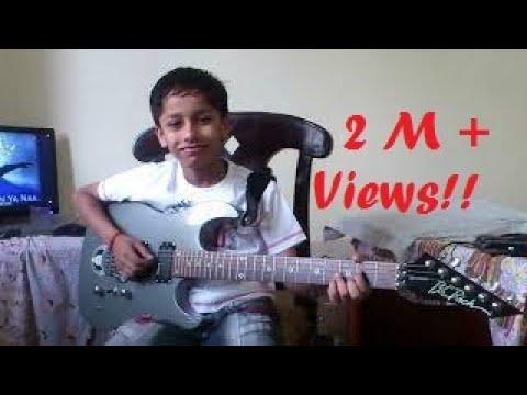 Chahu main ya na guitar cover by Rio