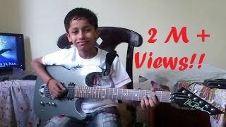 Chahu main ya na guitar cover by Rio