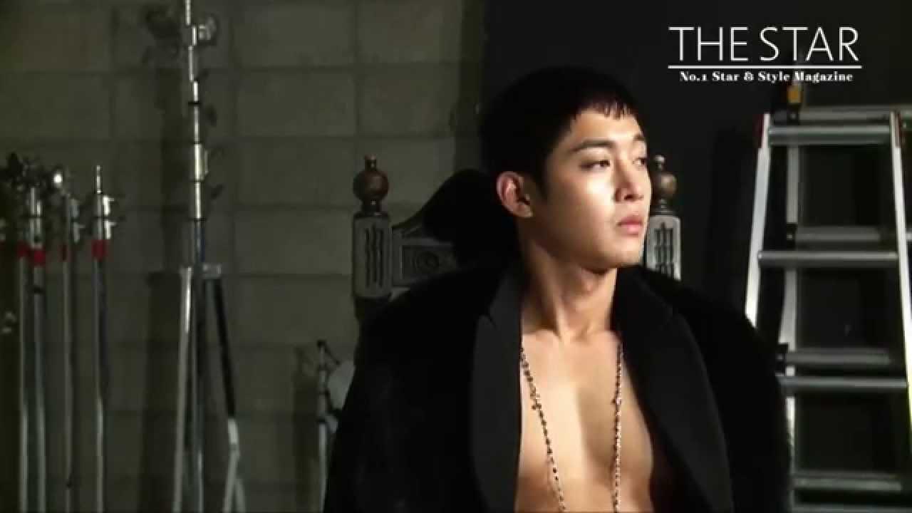 김현중(Kim Hyun Joong)- '더스타(THE STAR)' 화보 메이킹 필름