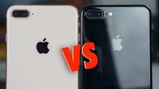 iPhone 8 Plus VS iPhone 7 Plus