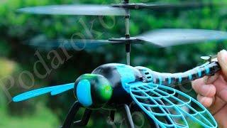 Вертолёт на пульте управления DragonFly Helicopter(Закажи вертолёт-стрекозу здесь http://www.podarok61.com/magazin-podarkov/vertolyot-na-pulte-upravleniya-dragonfly-helicopter. Круче машинок на радио., 2014-12-02T15:41:16.000Z)