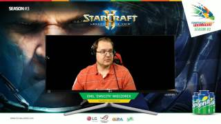 FEC #3 - ZvP - Mana vs Nerchio bo5 - Starcraft 2 HD Polski Komentarz