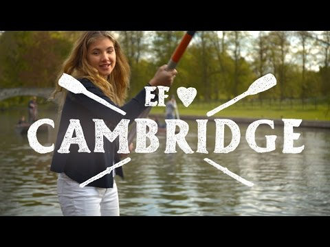 EF ❤ Cambridge