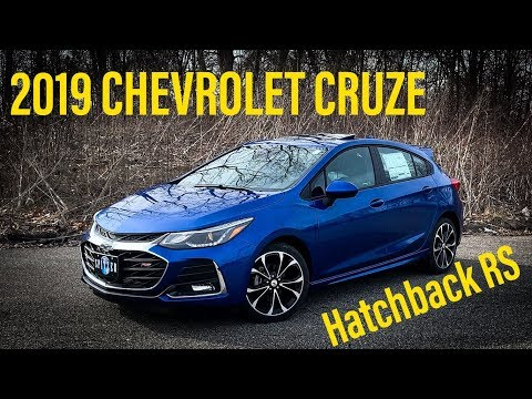 2019 Chevrolet Cruze Hatchback RS Premier FULL Review And Walk Around