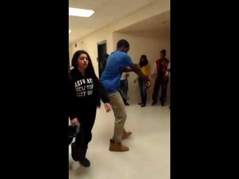 William Floyd high school,  Kamel getting lite