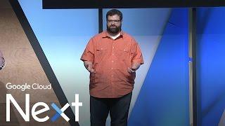 Running .NET Containers Google Cloud Platform (Google Cloud Next '17)