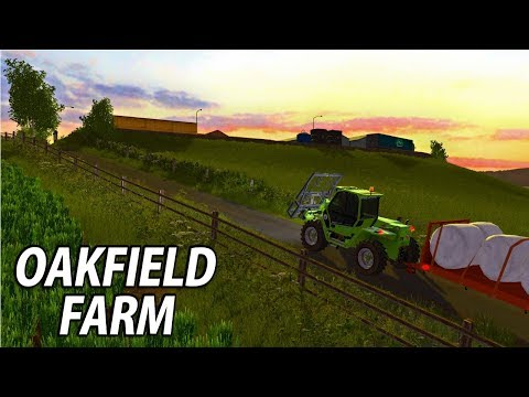 PROGRESS | Farming Simulator 17 | Oakfield Farm - Episode 13