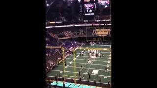 AFL Arizona Rattlers vs.San Jose Saber cats