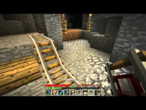 Etho Plays Minecraft - Episode 243: Realistic Caving