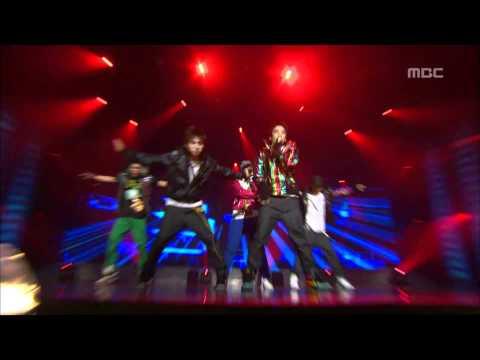 Bigbang - Last Farewell, 빅뱅 - 마지막 인사, Music Core 20071215