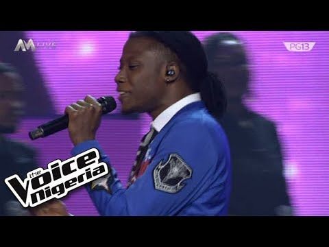 "Syemca - ""Remember the time"" / Live Show / The Voice Nigeria Season 2"