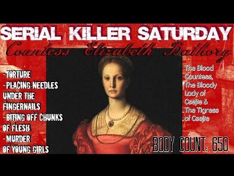Serial Saturday: Countess Elizabeth Bathory