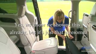 Chrysler Pacifica Features with Jessica LaFond