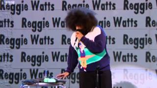 REGGIE WATTS on Russell Howard's Good News / Moist Beats! / Put your hand in the cookie jar!