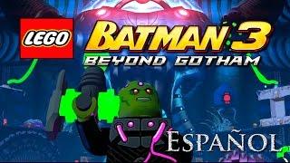 LEGO Batman 3  Más Allá de Gotham – Tráiler de Brainiac HD Español
