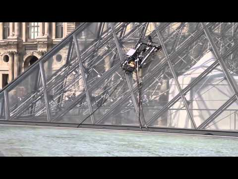 Paris, Louvre, Glass Pyramid
