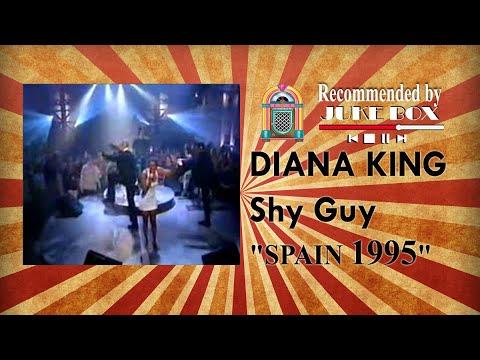 Diana King - Shy Guy (Zona Franca 1995)