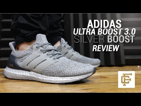 ADIDAS ULTRA BOOST 3.0 LTD SILVER BOOST REVIEW