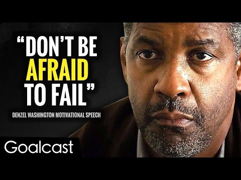Download Denzel Washington's Greatest Life Advice Will Leave You SPEECHLESS (MUST WATCH)   Goalcast