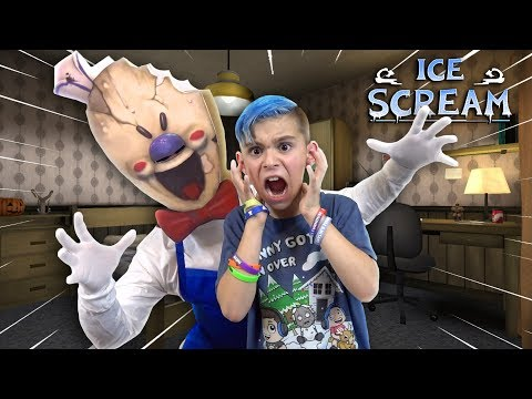 Playing ICE SCREAM with ROD IN REAL LIFE! In Extreme Mode