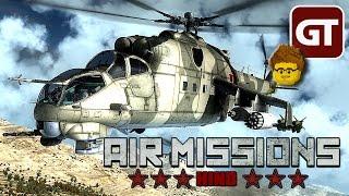 Thumbnail für Ich glaub, die Russen sind da! | AIR MISSIONS: HIND bei »Hey Fritz, spiel mal...« - Gameplay, German