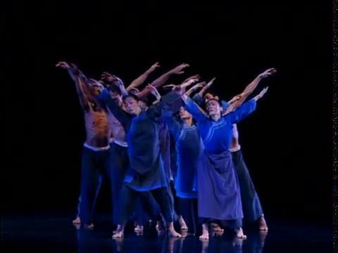 Спектакль балет (современные танцы) Преемственность / Legacy