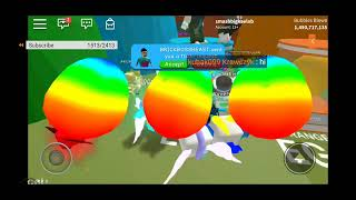 Roblox Bubblegum Simulator Wyvern and Winged Horse Giveaway Livestream