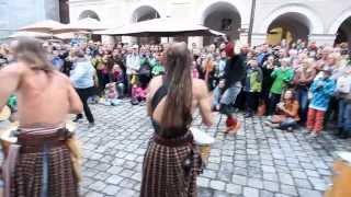 Stadtspektakel Landshut 2013-Clanadonia