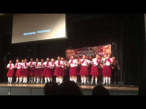 UNAI Chorale 2015 - Kepompong (Sind3ntosca Cover By UC)